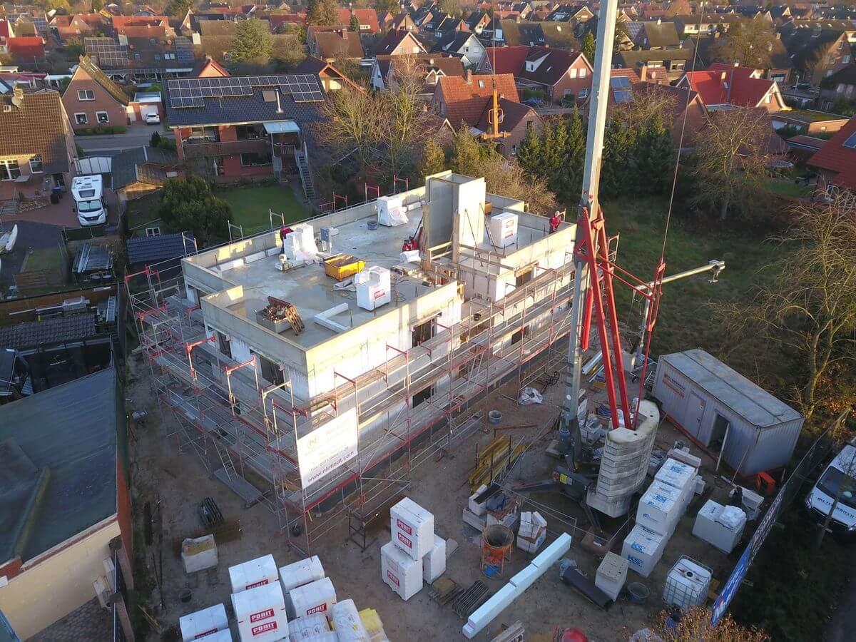 Baustelle Ebereschenweg